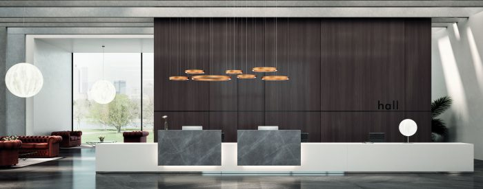 Office Furniture Receptions Vision