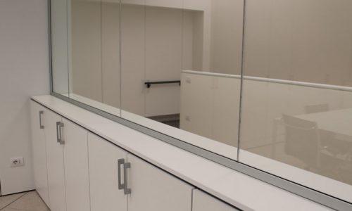 Pareti in vetro per ufficio Foto 13