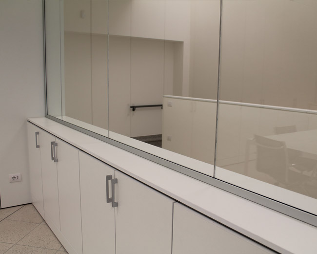 Crystal Partitions Photo 35