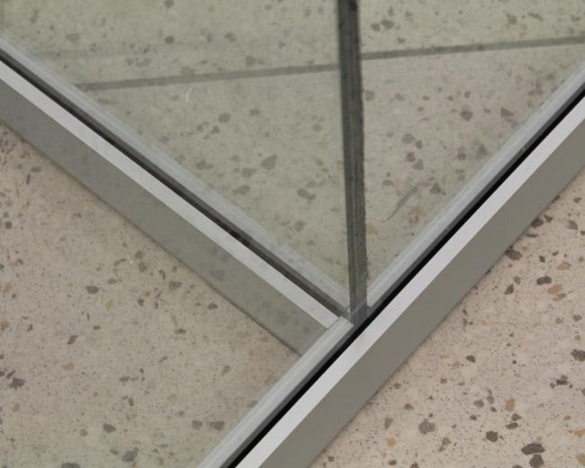 Pareti in vetro per ufficio Foto 24