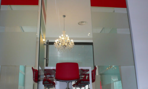 Crystal Partitions Photo 26
