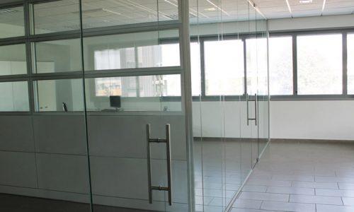 Pareti in vetro per ufficio Foto 6