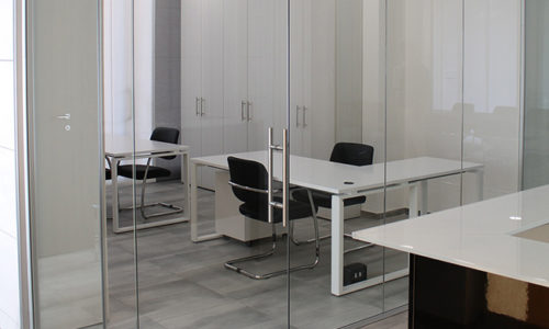 Crystal Partitions Photo 19