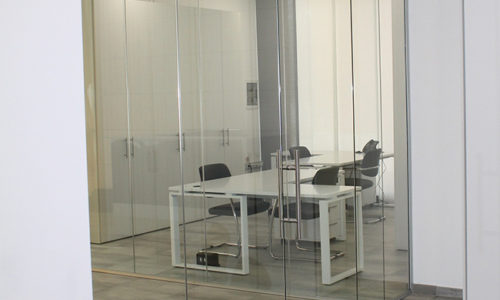 Crystal Partitions Photo 21