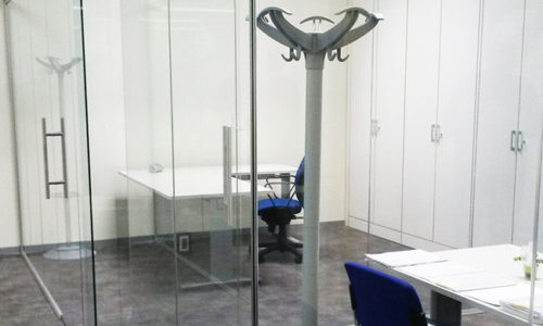 Crystal Partitions Photo 14