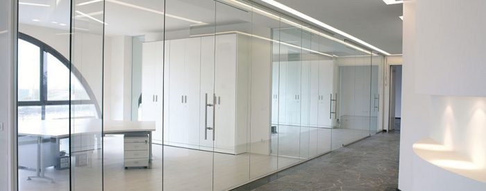 Partition Walls Glass Partitions