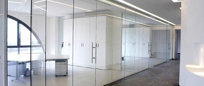 Pareti mobili Pareti mobili ufficio Pareti Crystal