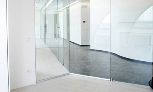 Crystal Partitions Photo 4