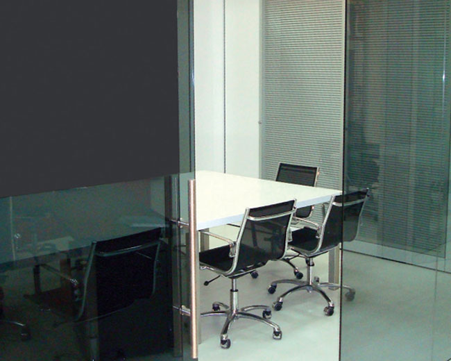 Crystal Partitions Photo 7