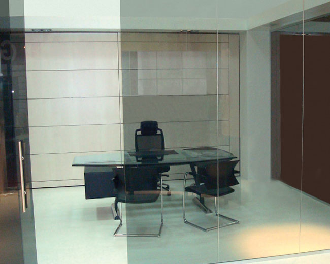 Crystal Partitions Photo 8