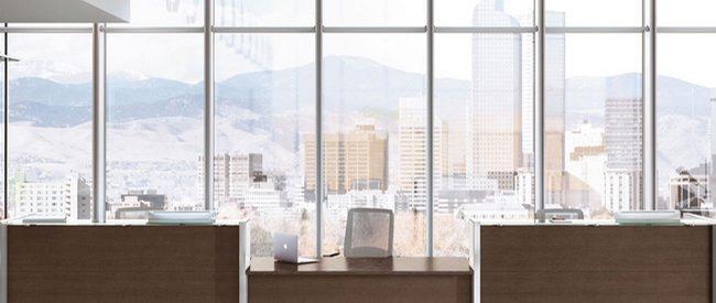 Office Furniture Receptions Kubik