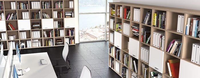 Arredi ufficio Librerie e Contenitori