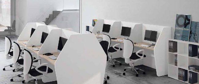 Arredi ufficio Arredamento Call Center Must