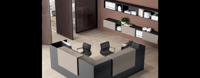 Office Furniture Receptions Modular