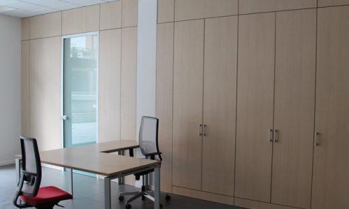 Pareti mobili Pareti attrezzate ufficio Foto 3