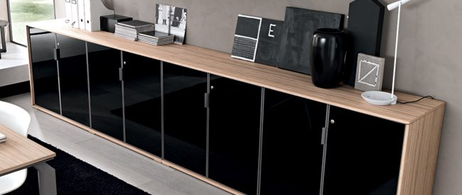 Office Furniture Bookshelves and Cabinets Heat