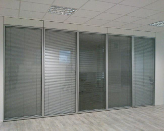 Pareti mobili Pareti divisorie ufficio Foto 10