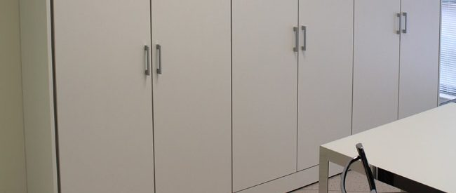 Partition Walls Equipped Wall Partitions