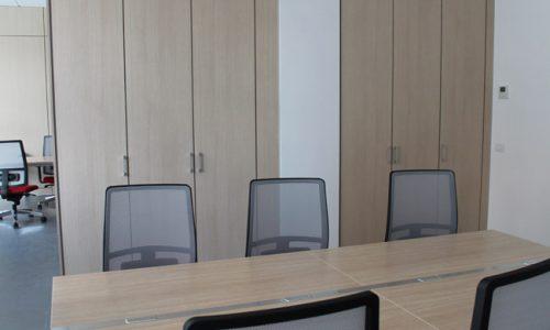 Pareti mobili Pareti attrezzate ufficio Foto 4