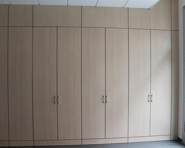 Pareti mobili Pareti attrezzate ufficio Foto 5
