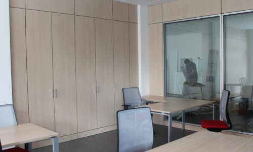 Pareti divisorie ufficio Foto 3