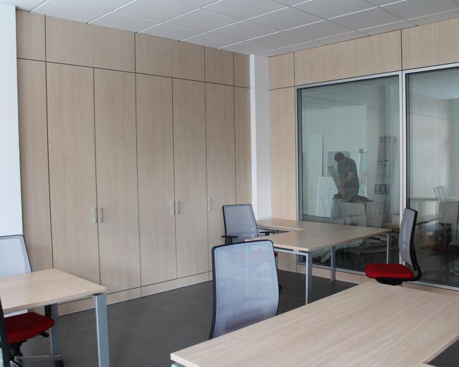 Pareti mobili Pareti attrezzate ufficio Foto 8