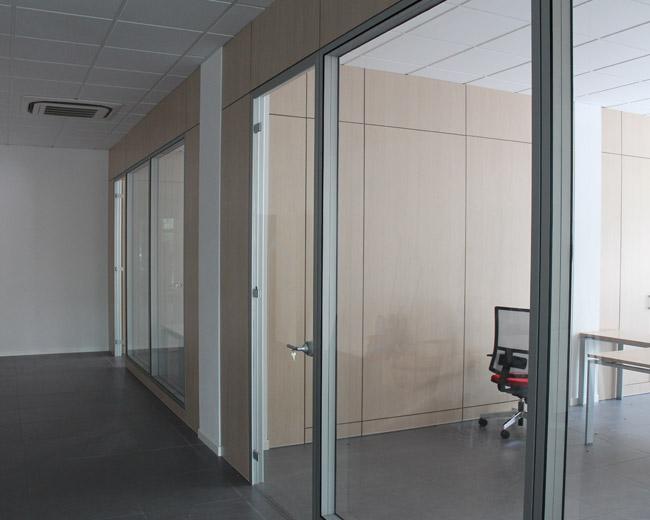 Pareti divisorie ufficio Foto 4