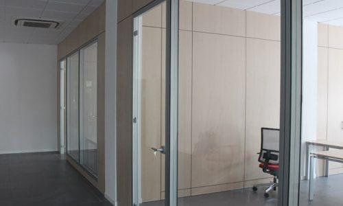 Pareti mobili Pareti divisorie ufficio Foto 9
