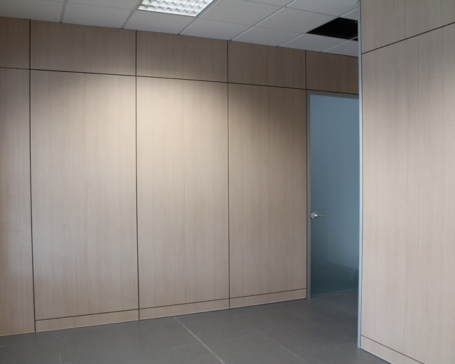 Pareti mobili Pareti divisorie ufficio Foto 3