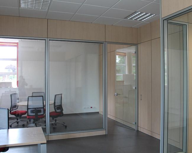 Pareti divisorie ufficio Foto 12