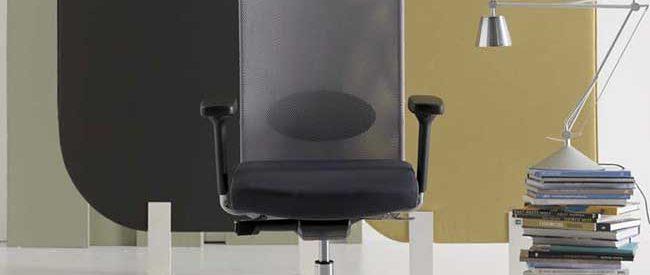 Sedie per ufficio Poltrone operative B-side