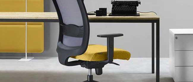 Sedie per ufficio Poltrone operative Skill