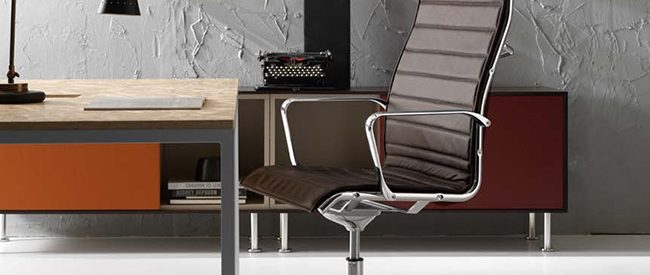 Executive seatings Visual Slim