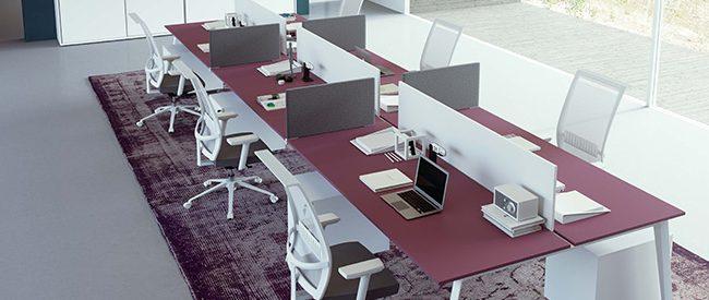 Arredi ufficio Arredi uffici operativi Work